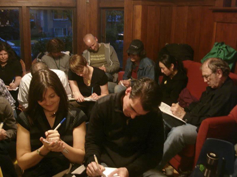Viajes con autores organizados por Bookartis