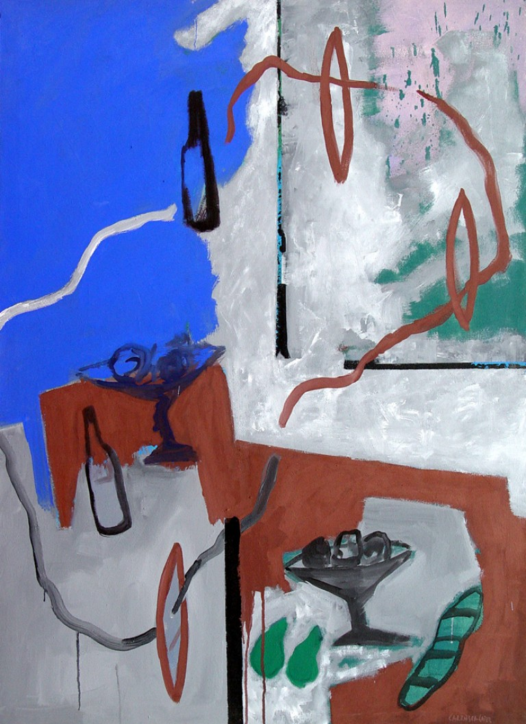 Pintura-1998 acrílico-lienzo 140x100 cm