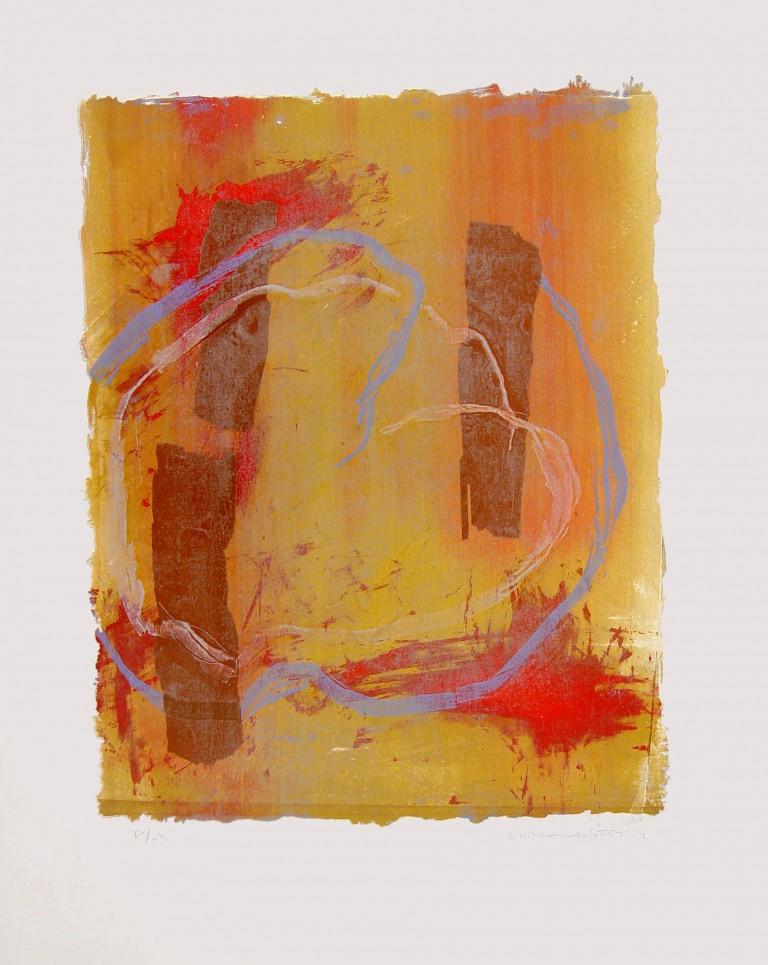 P.A. 2004 Fabriano 65x50-serigrafía