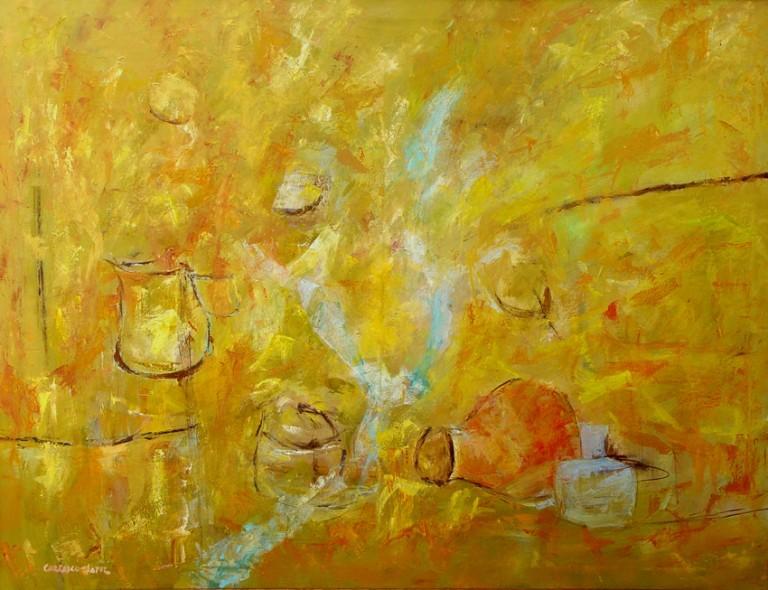 Bodegón-2002 mixta-lienzo 89x116 cm