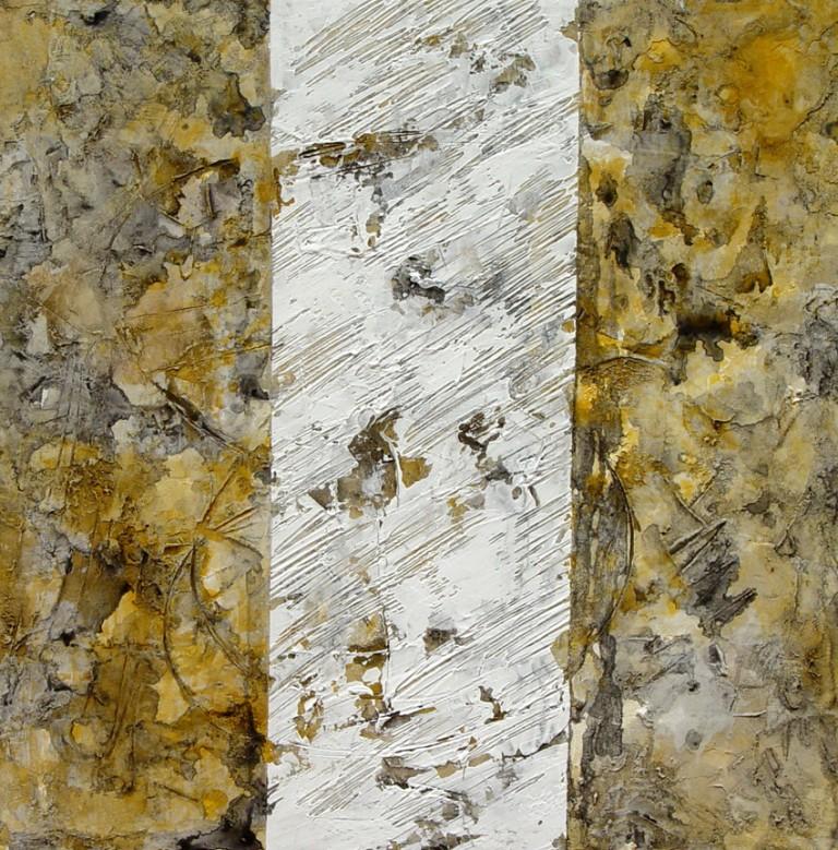 Pintura. 2006 mixta.lienzo 40x40 cm