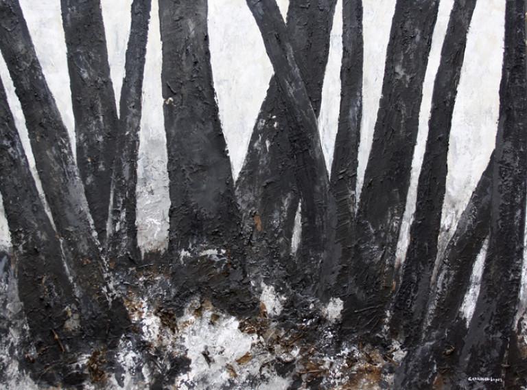 Natura Morta t mixta lienzo 130x97 cm ( 1)