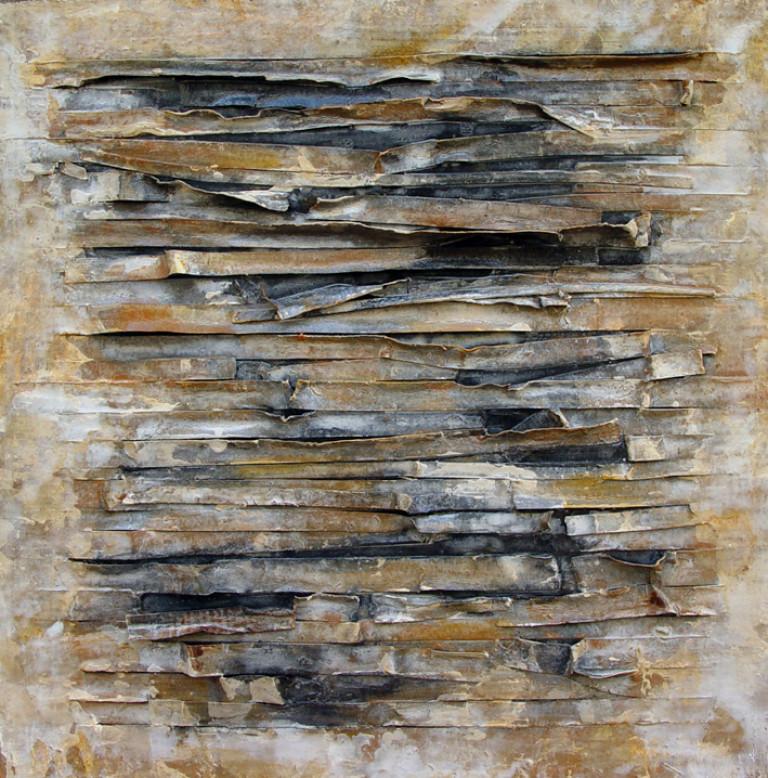 Surcos VIII t mixta lienzo 40x40 cm (7)
