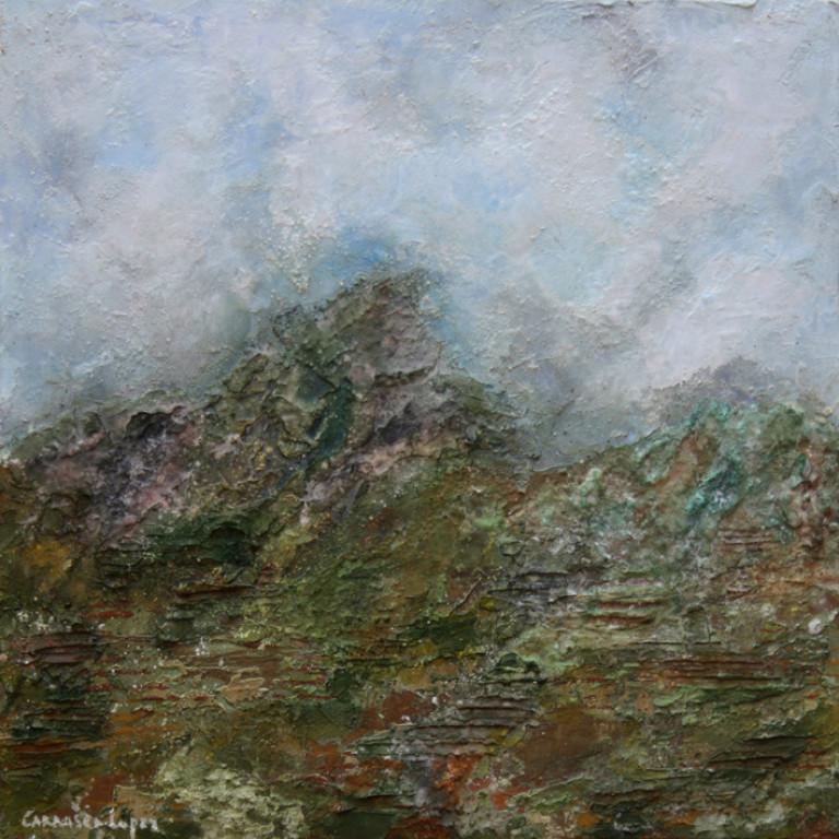 Paisaje III t mixta lienzo 40x40 cm (11)