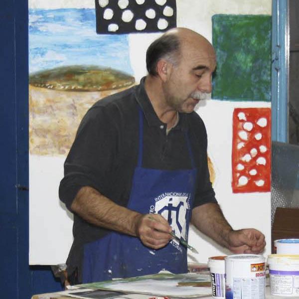 josé carrasco lópez, artista valenciano