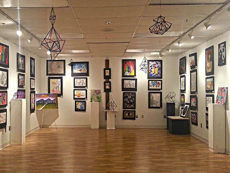 exposiciones efímeras de arte Bookartis