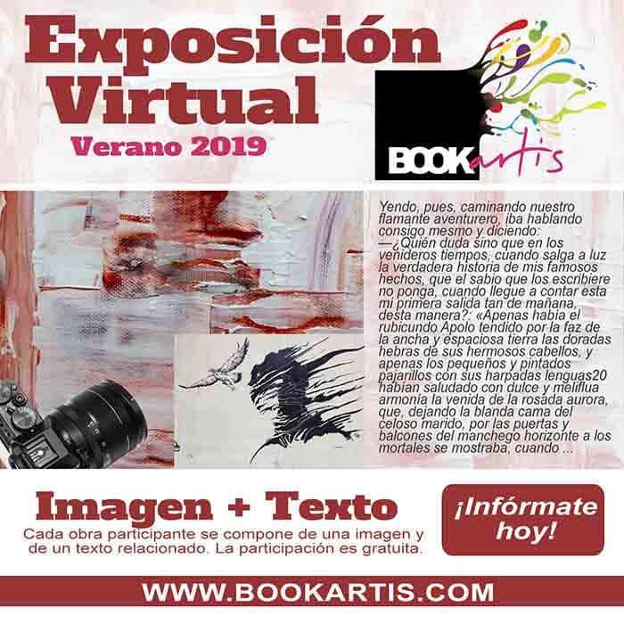 exposicion online de bookartis 2019