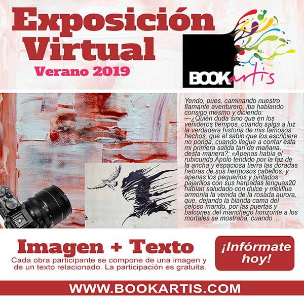 exposicion virtual de bookartis
