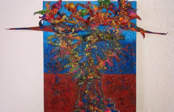 Grietas Expuestas, por Katheryn Berrios
